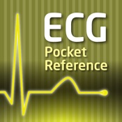 ECG Pocket Reference Free Mobile App Icon