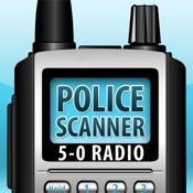 5-0 Radio HD Police Scanner (Free Bonus: HiDef Radio included)