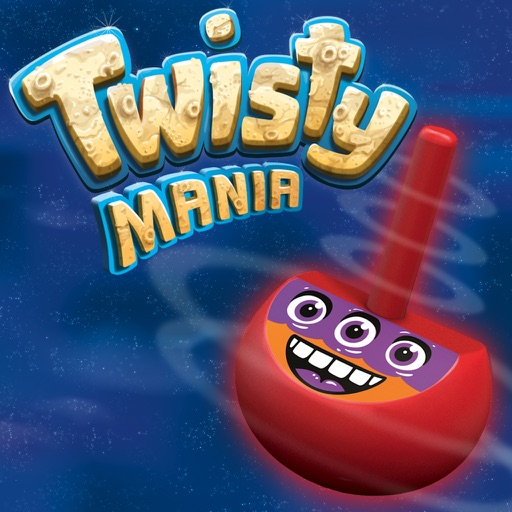 Twistymania iOS App