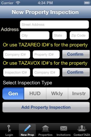 TAZA360 screenshot 3