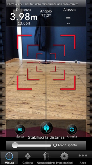 Point & Measure Screenshot