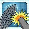 Doodle Battleships Free - Fun Shooting Warship Adventure Battleship Game