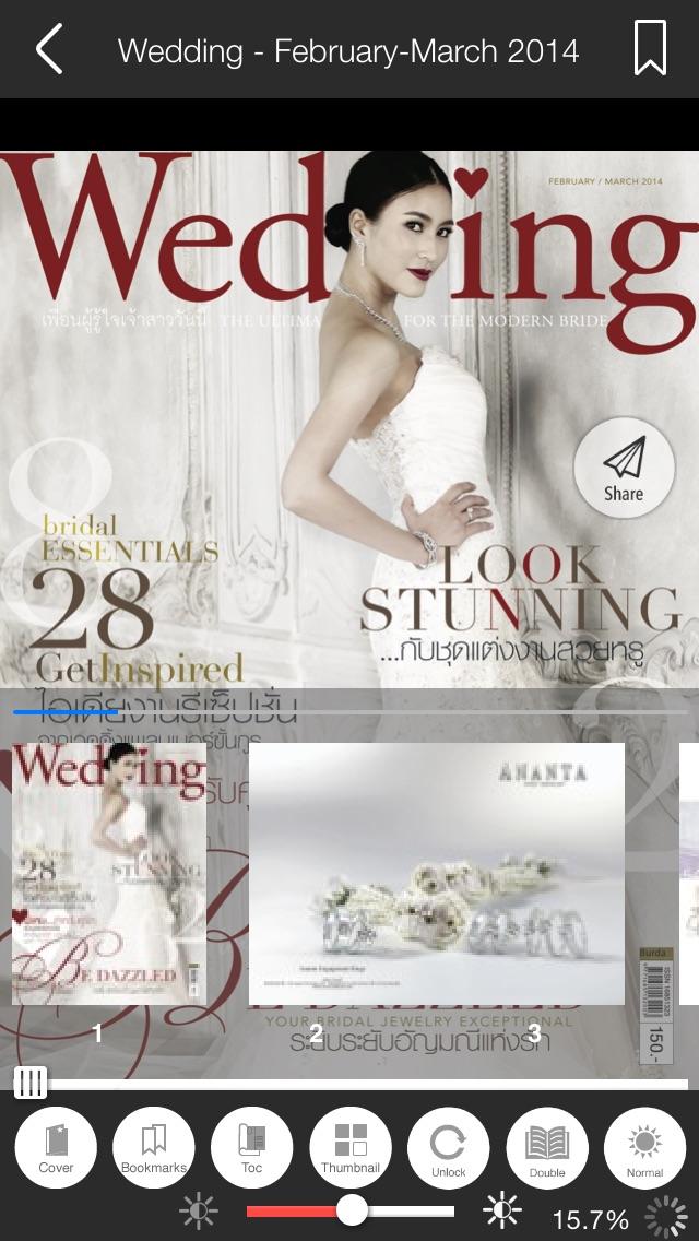 Wedding Magazine review screenshots