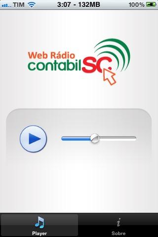 RadioContabilSC screenshot 1