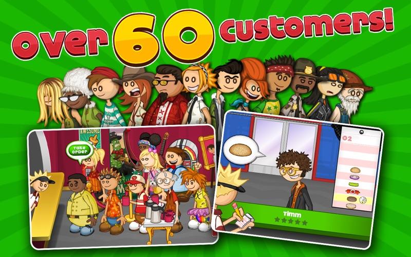 T l charger papa 39 s burgeria hd pour macos sur l 39 app store - Jeux de cuisine papa louie pancakeria ...