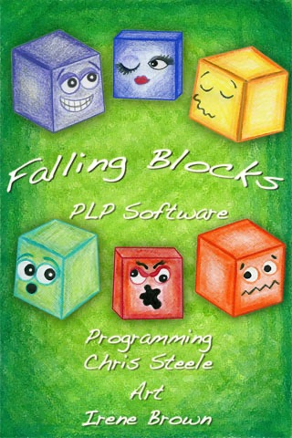 Falling Blocks screenshot 2