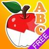 Bambino impara jigsaw puzzle in inglese - Free