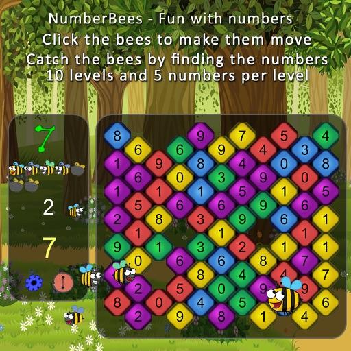 NumberBees iOS App
