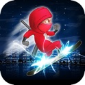 Agent Ninja Space Run 2 - Galaxy Race Dash Crush Multiplayer Edition icon