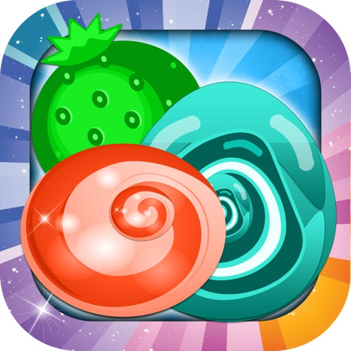 Candy Fruit iOS App