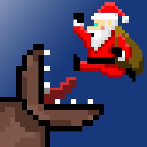 超级蠕虫大战圣诞老人:Super Mega Worm Vs Santa