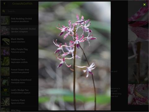GrowsAtGriffith for iPad screenshot 4