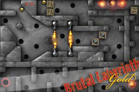 Brutal Labyrinth Gold screenshot 1
