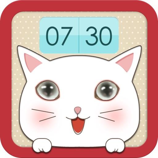 贴心闹钟:Cute Alarm