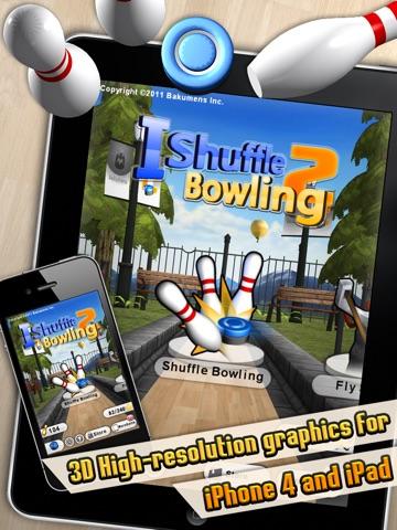 iShuffle Bowling 2 на iPad