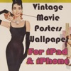 Vintage Movie Poster Wallpaper for iPad & iPhone
