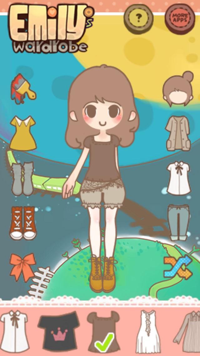 Emily's Wardrobeのおすすめ画像4