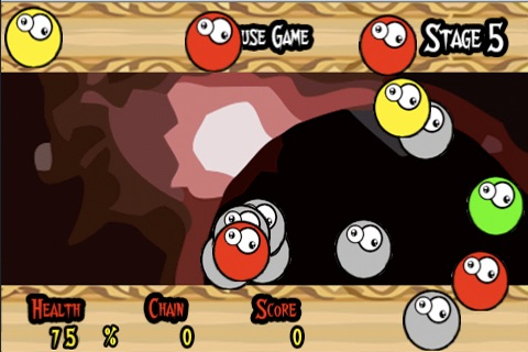 Tap Tap Mania Lite screenshot 1