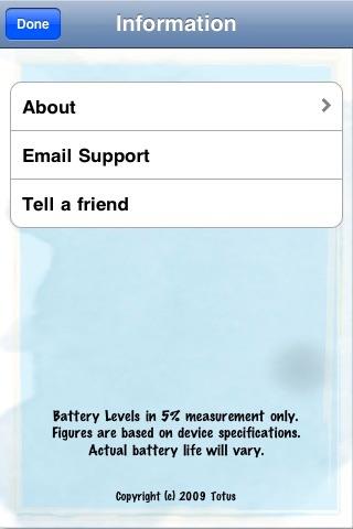 My Battery Info screenshot 4