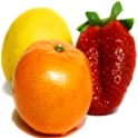 Produce Guide-Fruits, Vegetables, Flashcards and Nutrition icon