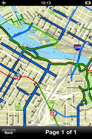 Minneapolis Maps - Download Transit Maps and Tourist Guides. screenshot 4