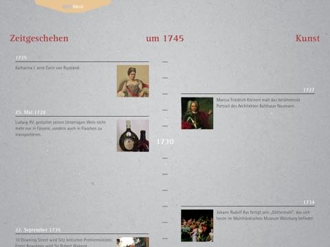 Leuchtturm des Mainfränkischen Museums Würzburg: Der Mattern-Sekretär Screenshot