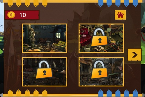 Hidden Objects : Ancient Egyptian Objects screenshot 3