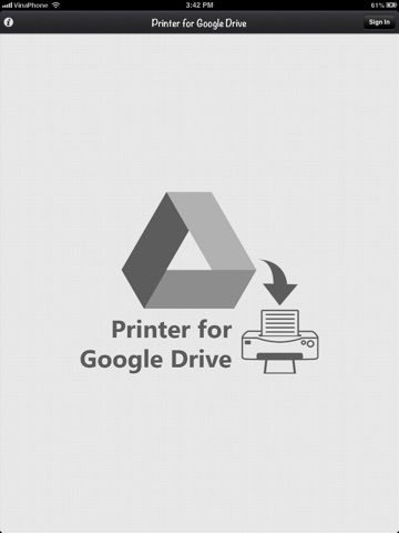Printer for Google Drive Скриншоты7