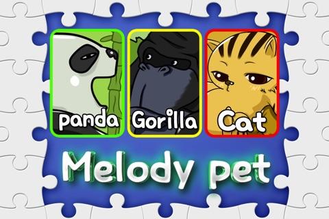 Melody Pet Free! screenshot 1