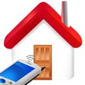 smart home system icon
