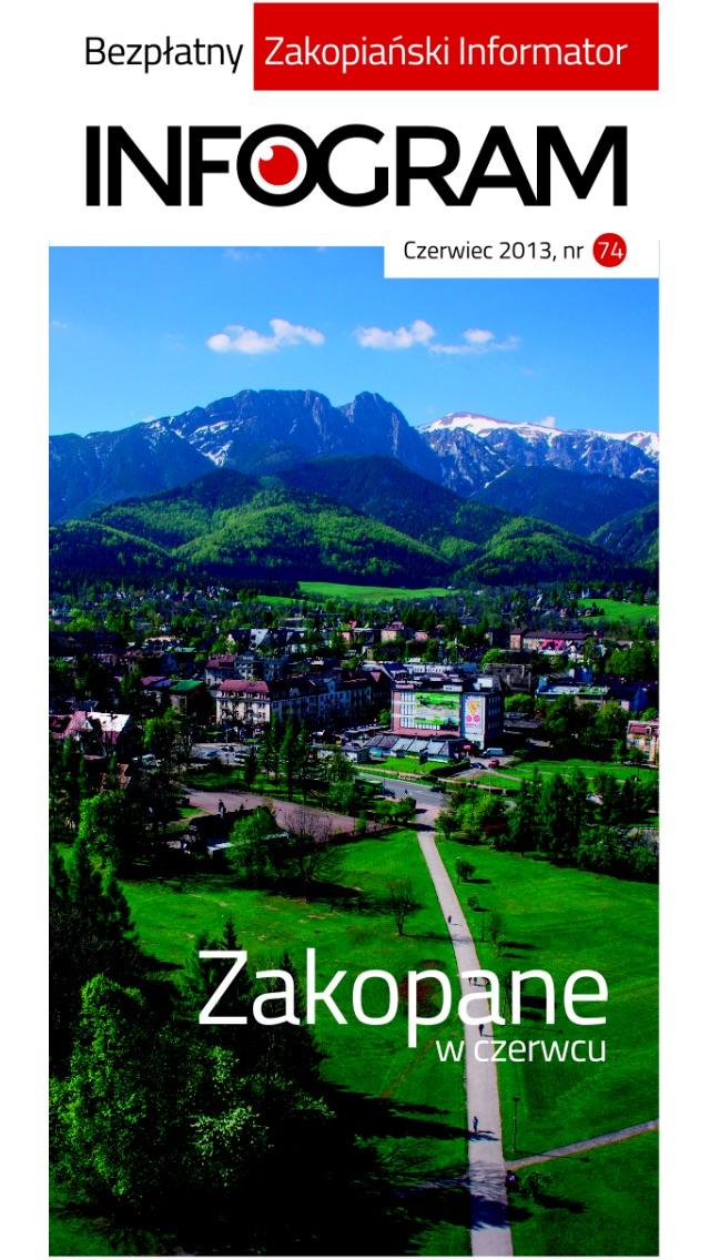 Infogram Zakopiaski Informator review screenshots