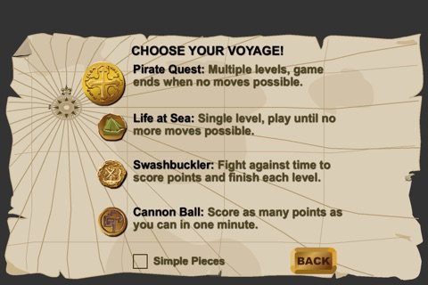 Pirate Treasure by CleverMedia screenshot 2