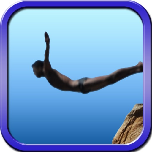 Cliff Diving Champ
