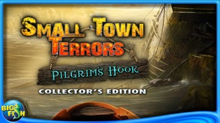 Small Town Terrors: Pilgrim's Hook - A Hidden Objects Adventure-4