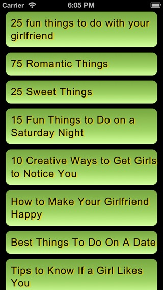What To Do When Your With Your Girlfriend