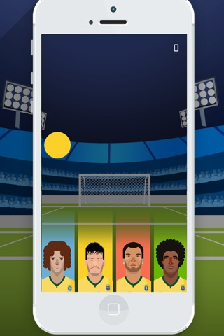 Swipe Football Cup 2014 - The World is Watching Brazil screenshot 1