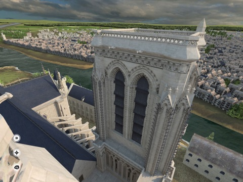 Paris 3D Saga. screenshot 4