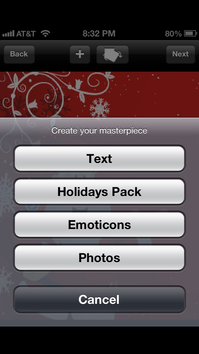 Pictures With Words Pro review screenshots
