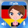 iTalk Almanca! konuşma: Almanca konuşmayı öğren ve kullanışlı ifadeler ile kelime hazneni genişlet