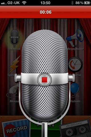 Voice Changer screenshot 2