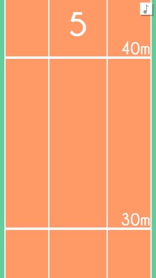 Finger-Sprint Screenshot