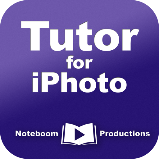 iPhoto 使用視頻教學 Tutor for iPhoto for Mac