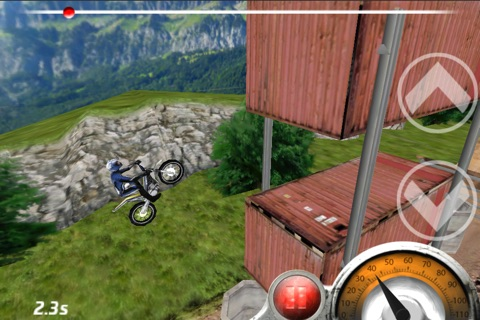 Trial Xtreme 1 screenshot 3