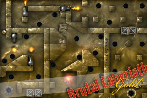 Brutal Labyrinth Gold screenshot 2