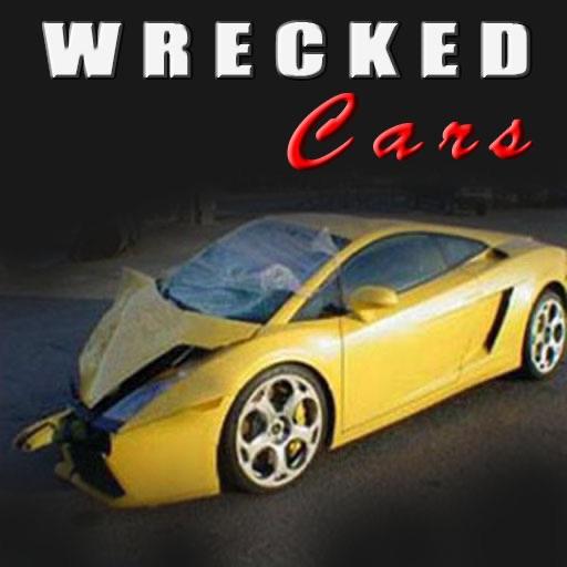 Wrecked cars iOS App