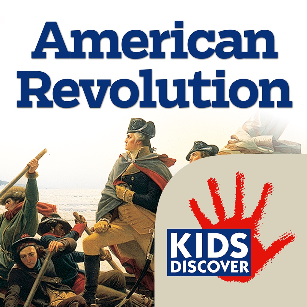 American Revolution by KIDS DISCOVER
