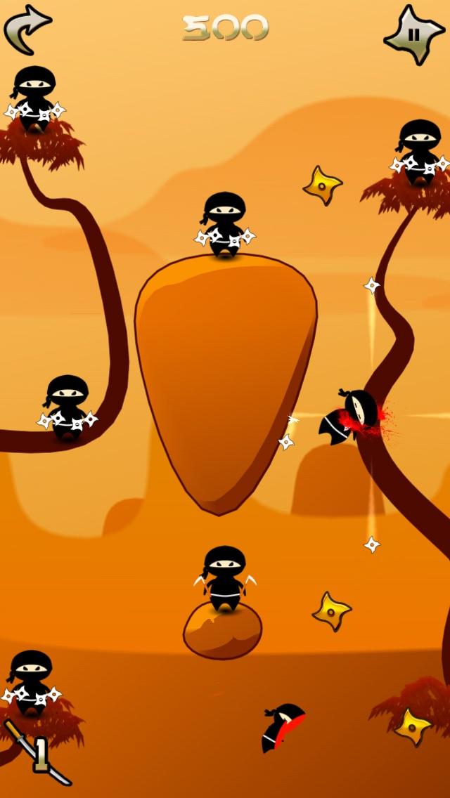 Screenshot #9 for Stupid Ninjas