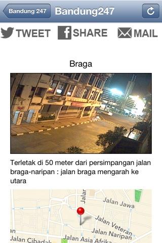 Bandung247 screenshot 2