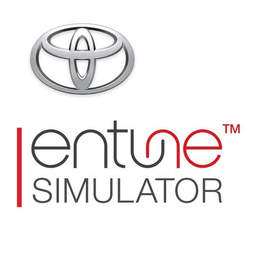 Entune Audio Simulator iOS App