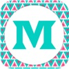 Monogram Maker-Make Custom Monogram Wallpapers,Backgrounds,Skins,Themes & Designs